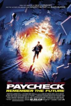 Paycheck แกะรอยอตีต ล่าปมปริศนา (2003)
