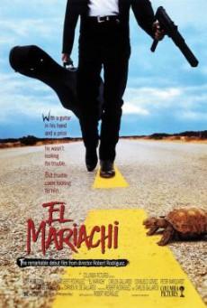 El mariachi 1: ไอ้ปืนโตทะลักเดือด (1992)