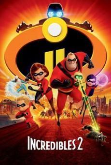 Incredibles 2 รวมเหล่ายอดคนพิทักษ์โลก 2