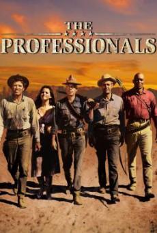 The Professionals ประกาศิต 4 จอมสังหาร (1966) บรรยายไทย