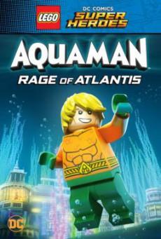 Lego DC Comics Super Heroes- Aquaman – Rage of Atlantis (2018) บรรยายไทย