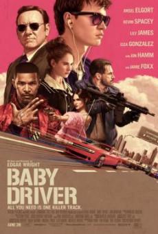 Baby Driver จี้ เบบี้ ปล้น (2017)