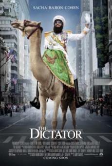 The Dictator จอมเผด็จการ (2012)