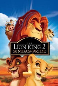 The Lion King 2- Simba's Pride เดอะไลอ้อนคิง 2- ซิมบ้าเจ้าป่าทรนง (1998)