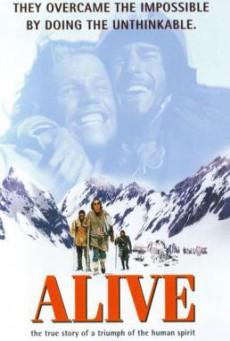 Alive ปาฏิหาริย์สุดขั้วโลก (1993) บรรยายไทย