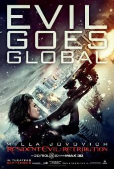 Resident Evil- Retribution ผีชีวะ 5- สงครามไวรัสล้างนรก (2012)