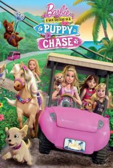 Barbie & Her Sisters in a Puppy Chase บาร์บี้ ผจญภัยตามล่าน้องหมาสุดป่วน (2016) ภาค 34