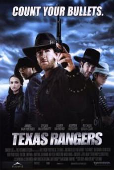 Texas Rangers เท็กซัส เรนเจอร์ส ทีมพระกาฬดับตะวัน (2001)
